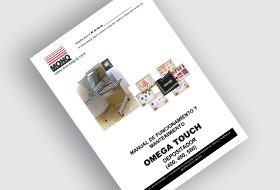 MONO Omega Touch Depositor User Manual (ES)
