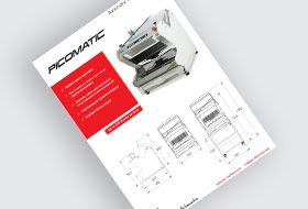 Jac Picomatic Bread Slicer Brochure