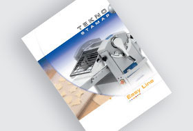 Tekno Stamap Easy Pastry Sheeter Brochure