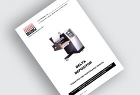 MONO Delta Depositor User Manual