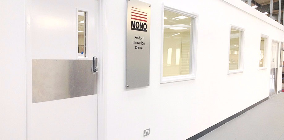 mono equipment product innovation centre