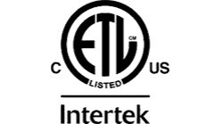 intertek etl listed canada and usa