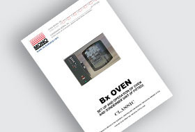 MONO BX Classic Convection Oven User Manual