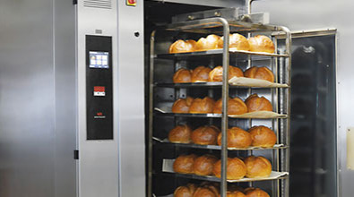 click to see our range of rotary rack ovens