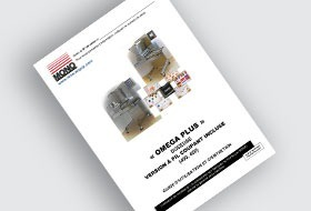 MONO Omega Plus & Wirecut Depositor User Manual (FR)
