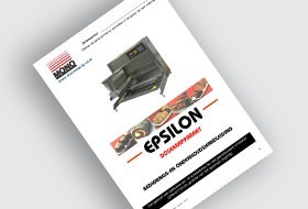 MONO Epsilon Tabletop Depositor User Manual (NL)