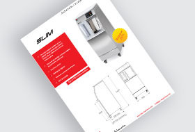 Jac Slim Bread Slicer Brochure