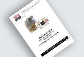 MONO Omega Touch Depositor User Manual