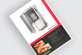 Bongard Series 4 Rack Oven Brochure