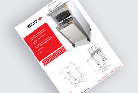Jac Eco+ Bread Slicer Brochure