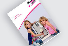 Mussana Cream Machines Brochure (ES)
