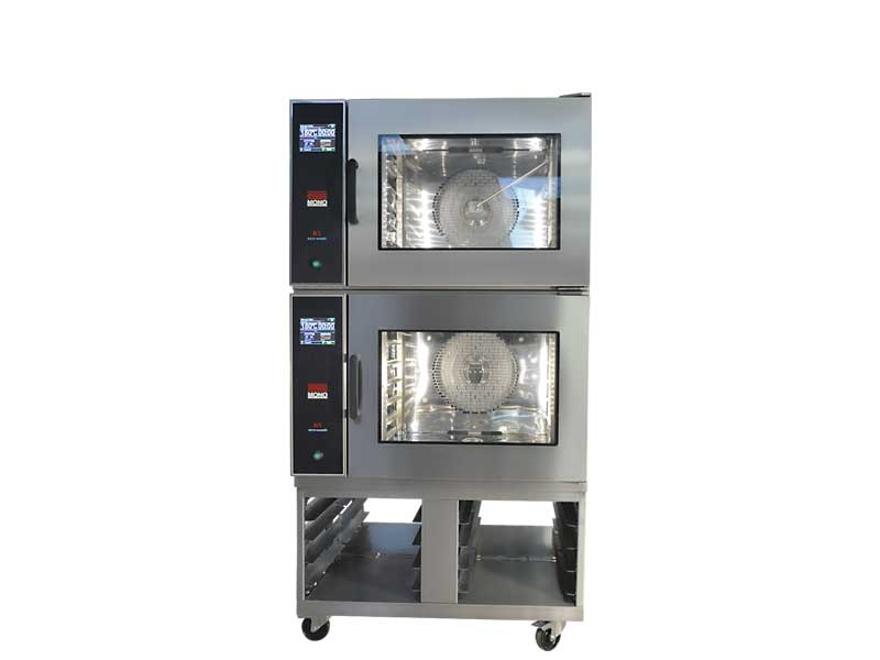 10 Tray Eco-Wash Convection Ovens