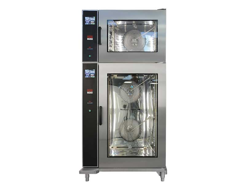 15 Tray Eco-Wash Convection Ovens