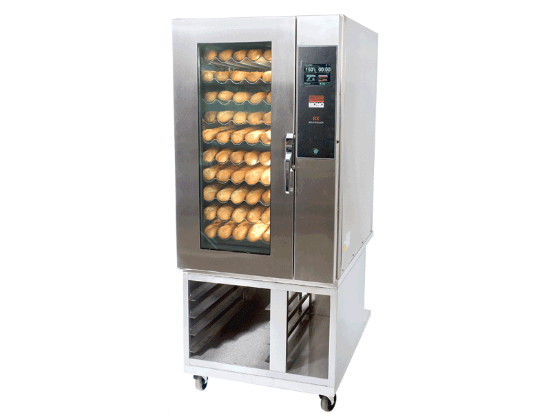10 Tray Eco-Touch Convection Ovens