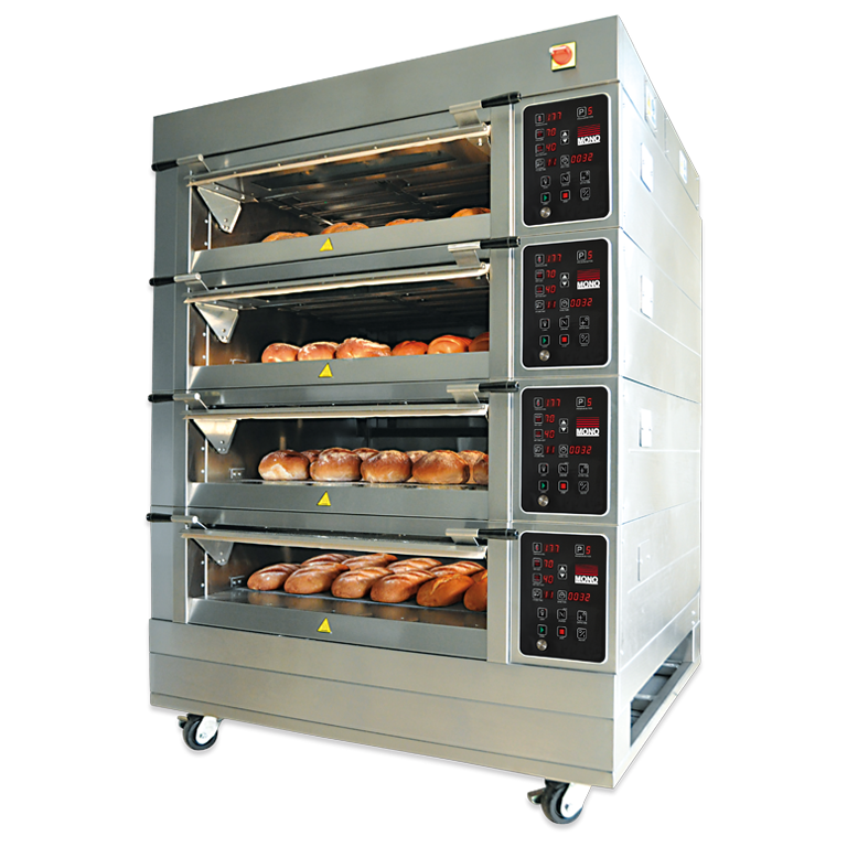 Industrial Kitchen Ovens For Sale: MONO Harmony Modular Bakery Deck Oven