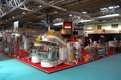 MONO Products Prove a Hit at Foodex 2014