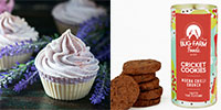 DOG BISCUITS, SOAP CAKES, BUG COOKIES & CRISPBREADS?